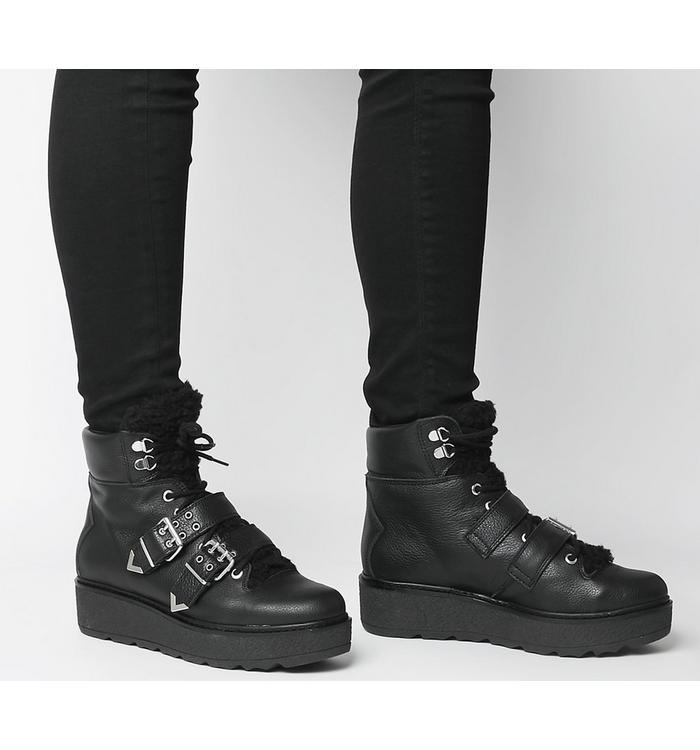 Shoe the Bear Shoe the Bear Bex Buckle L BLACK