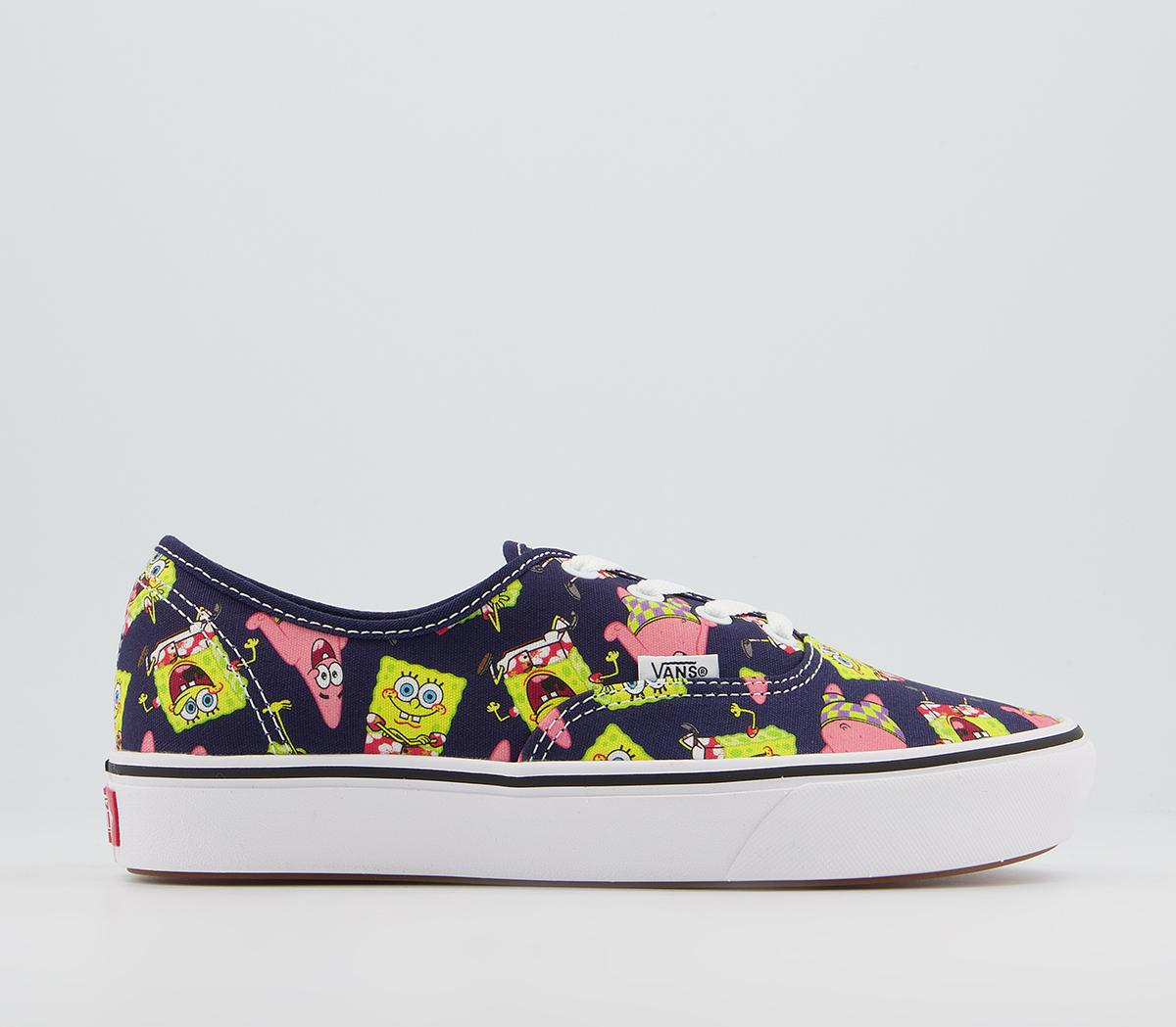 ComfyCush Authentic Trainers