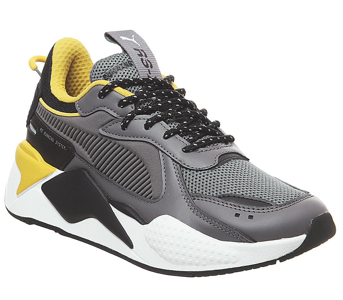 Puma Rs-x Core Castlerock - Unisex Sports