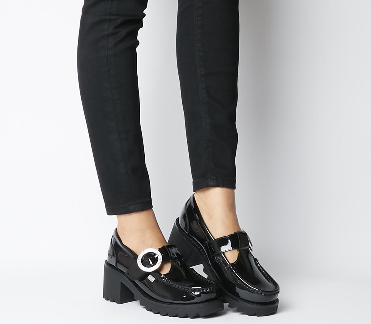 Klio T-bar Shoes