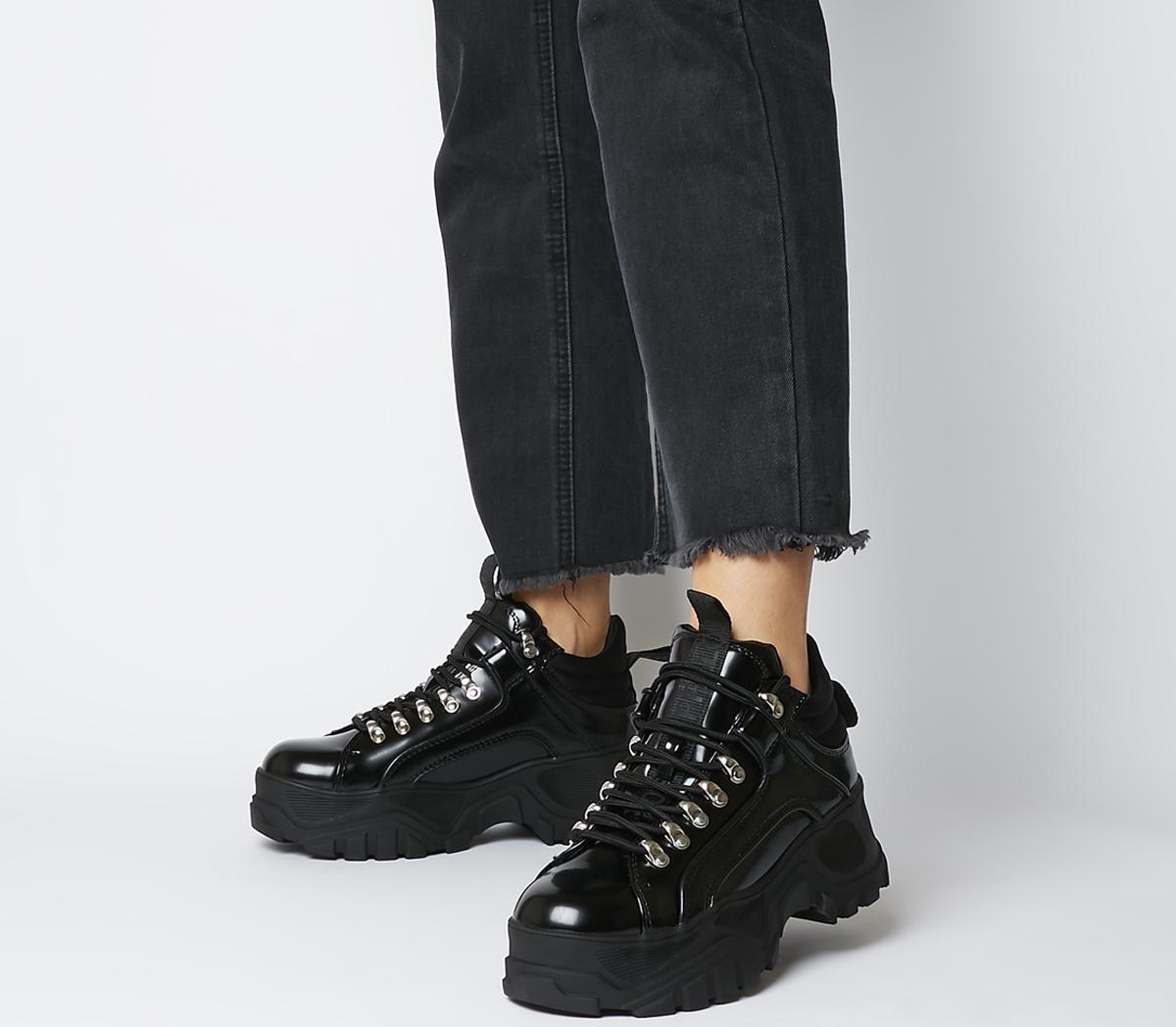 Fina Low Lace Up Shoes