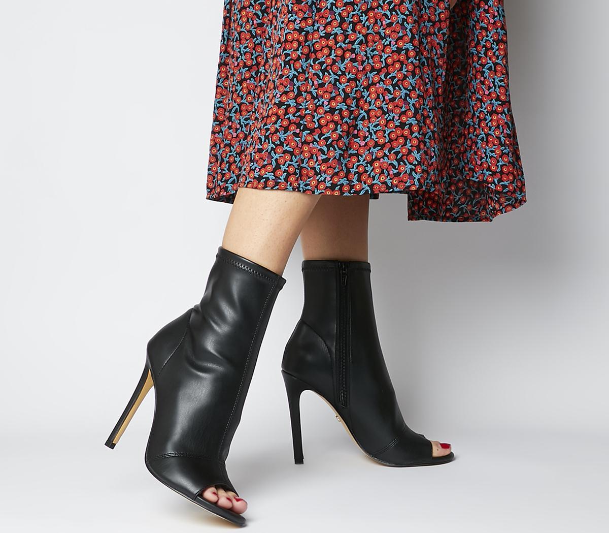 giày boot nữ cổ thấp