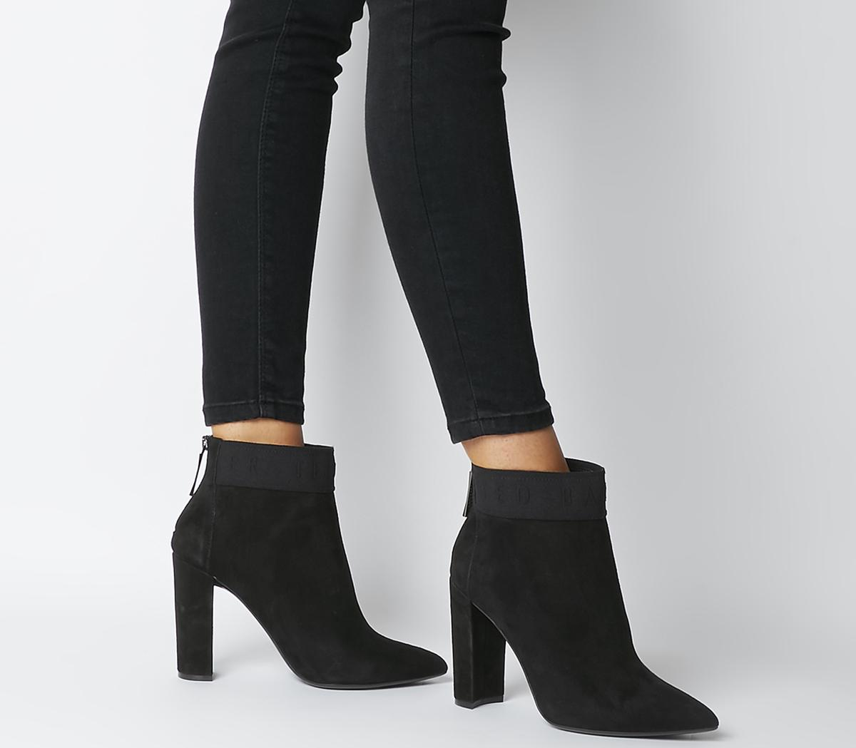 Ted Baker Prenom Boot Black - Ankle Boots