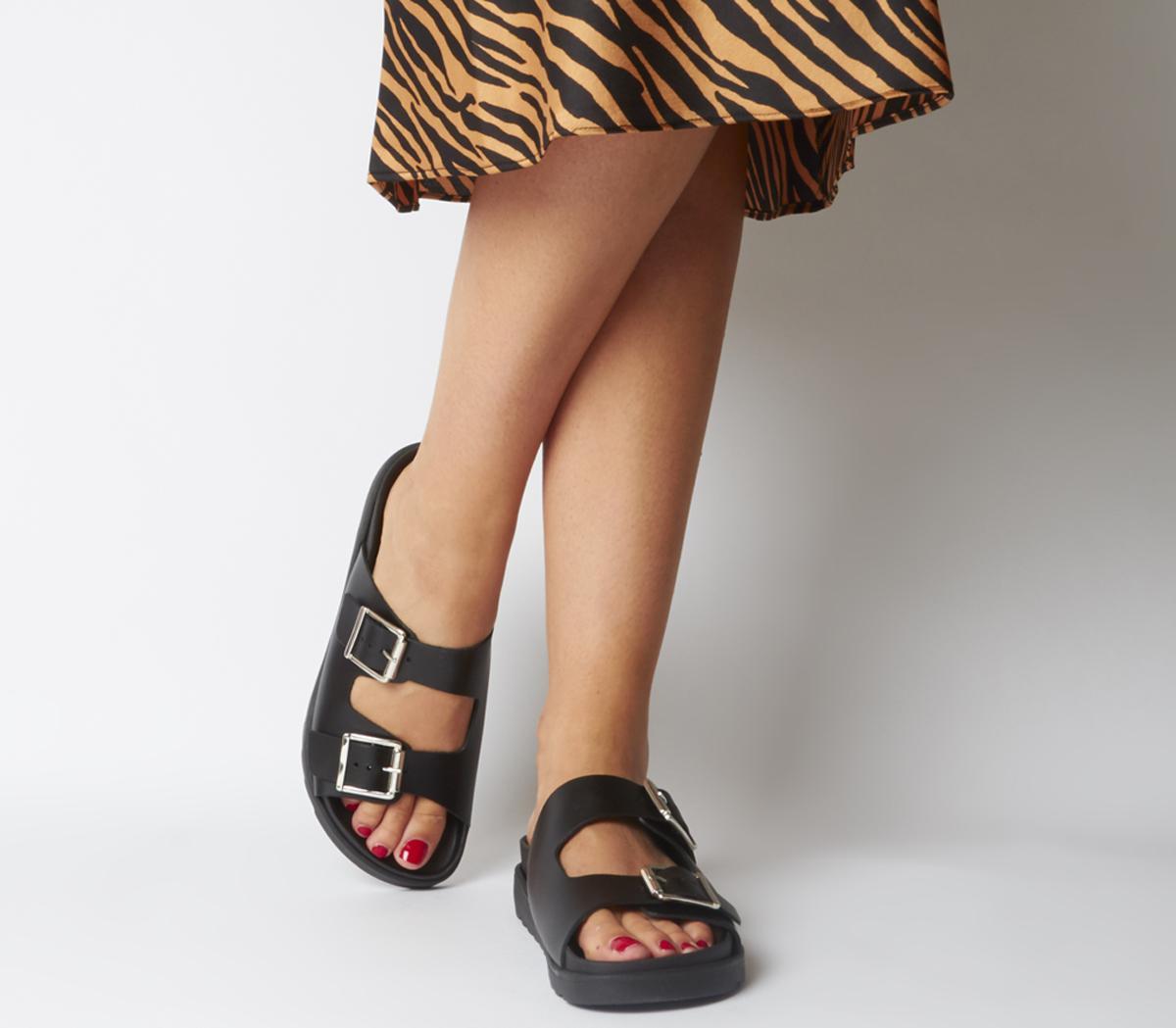 Office Stung- Double Buckle Sandal