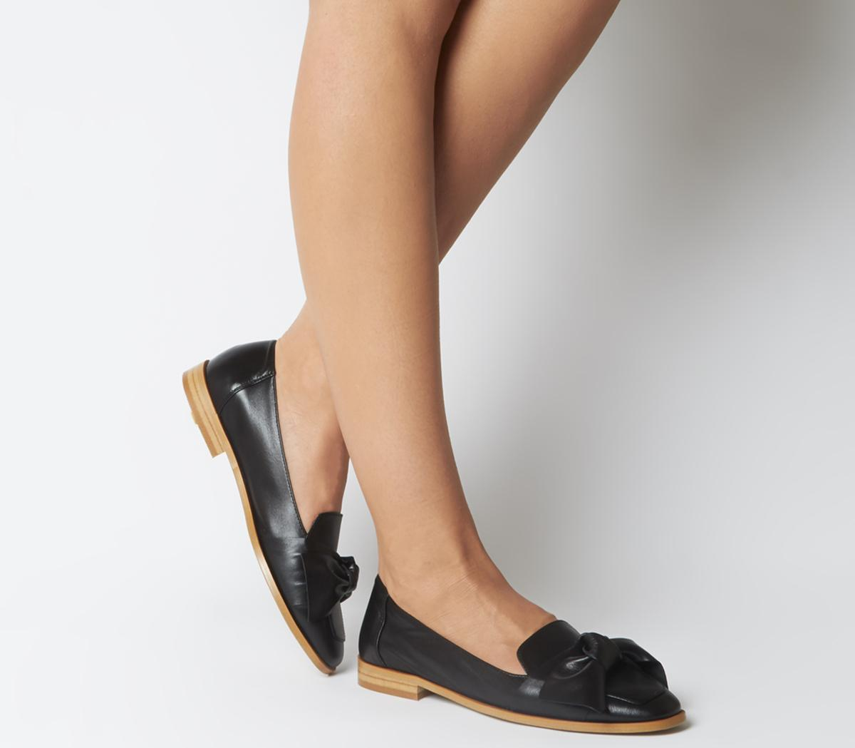 Filly Bow Loafers