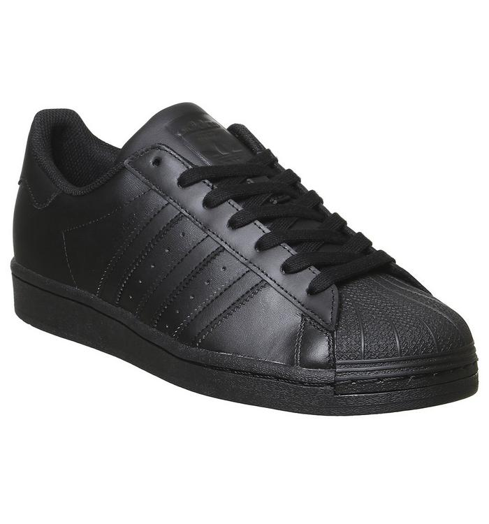 N/A adidas Superstar BLACK
