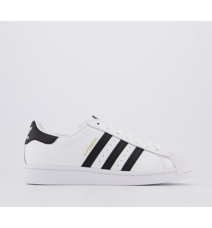 N/A adidas Superstar WHITE CORE BLACK WHITE