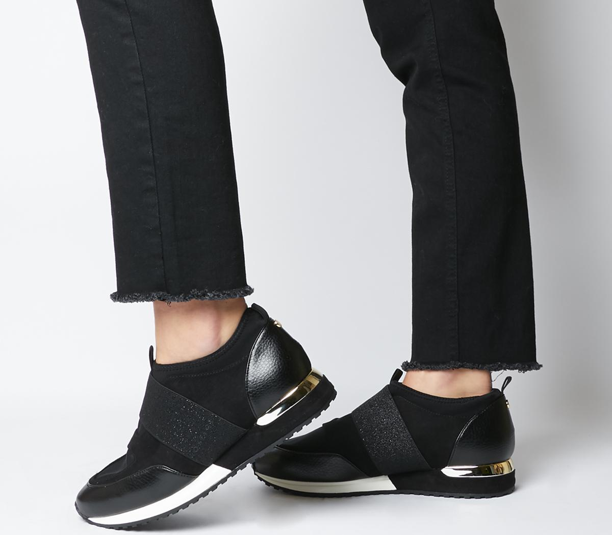 Fair Game Slip On Trainers