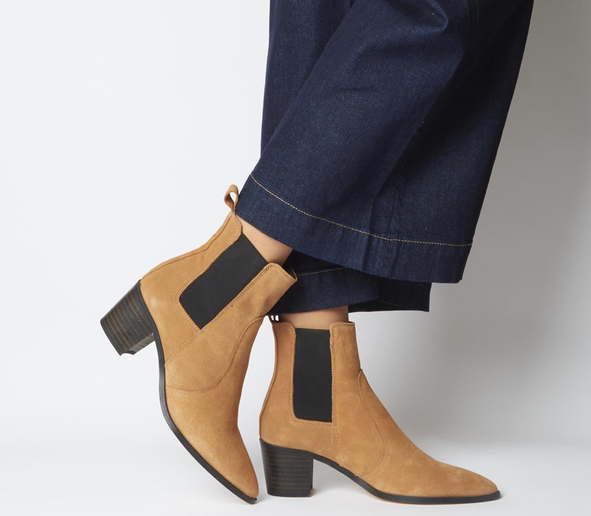 Autumn Smart Western Boots