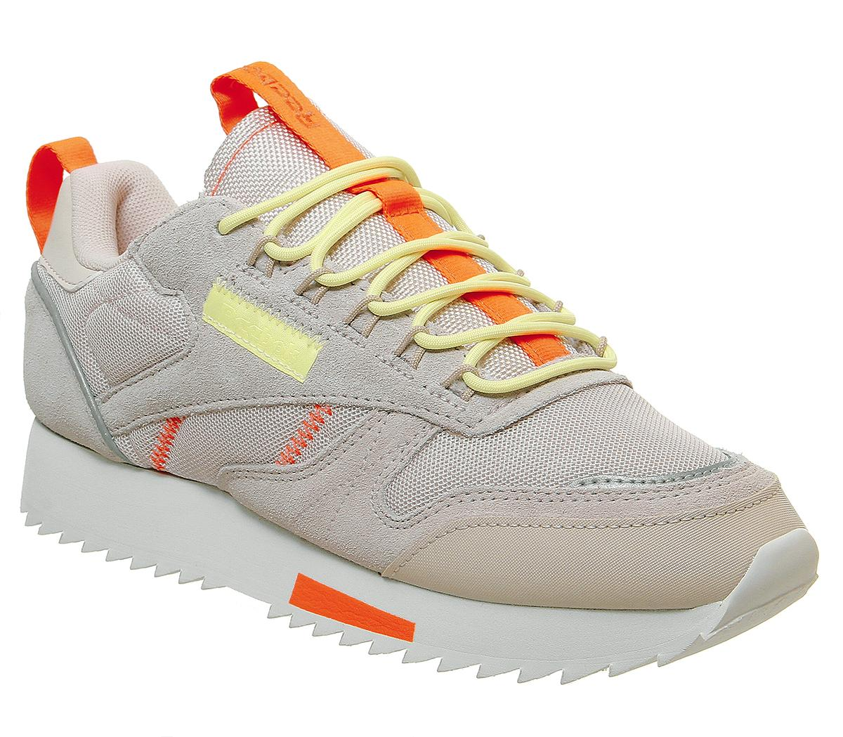 Cl Leather Ripple Trail Trainers