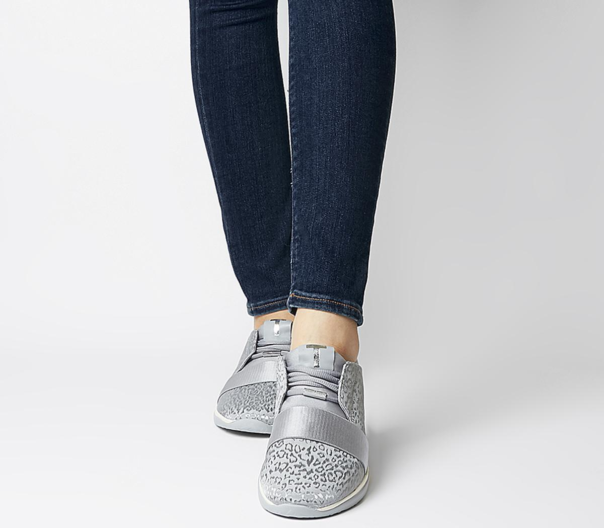 grey ted baker trainers