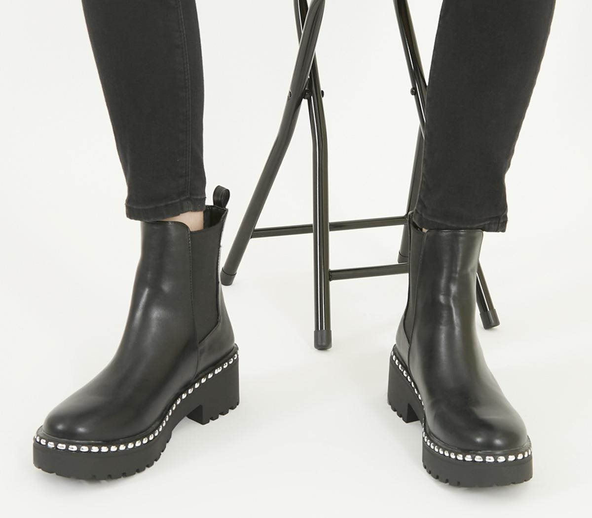Anvil Chunky Chelsea Boots
