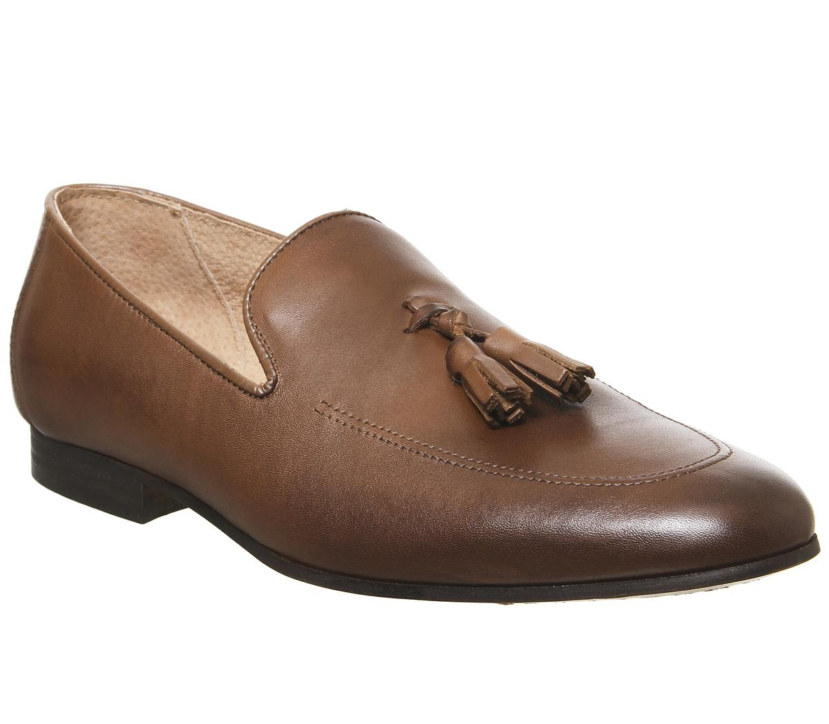 Manta Tassel Loafers