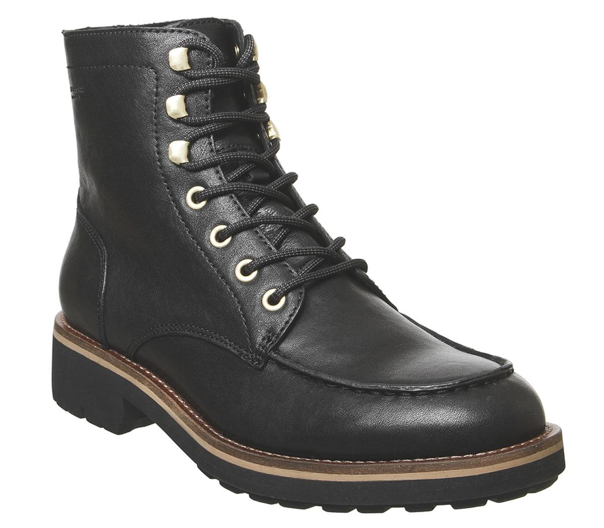 Bruce Lace Up Boots