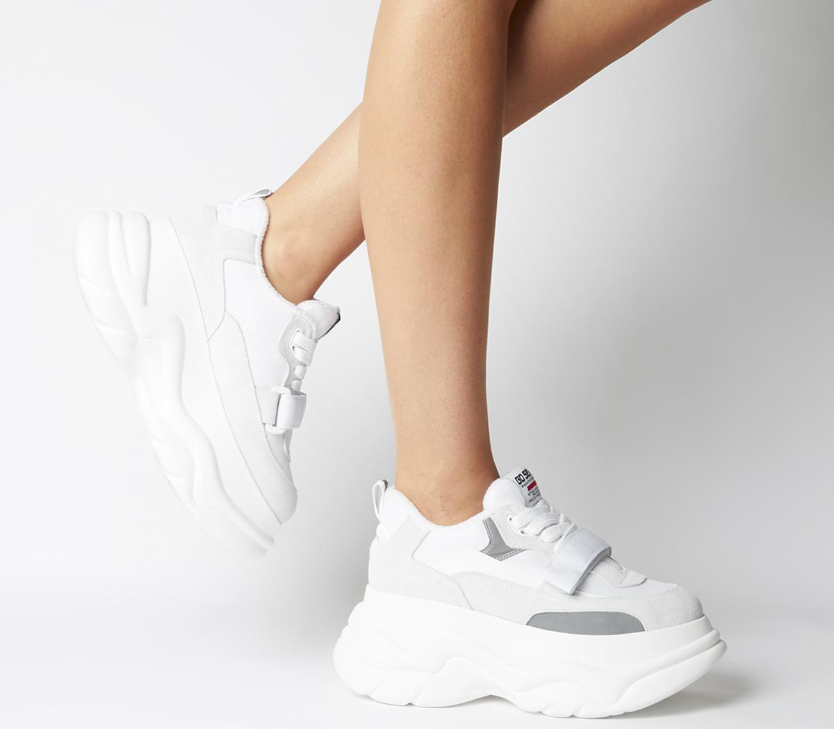 Go Sexy X-plorer Sneaker White