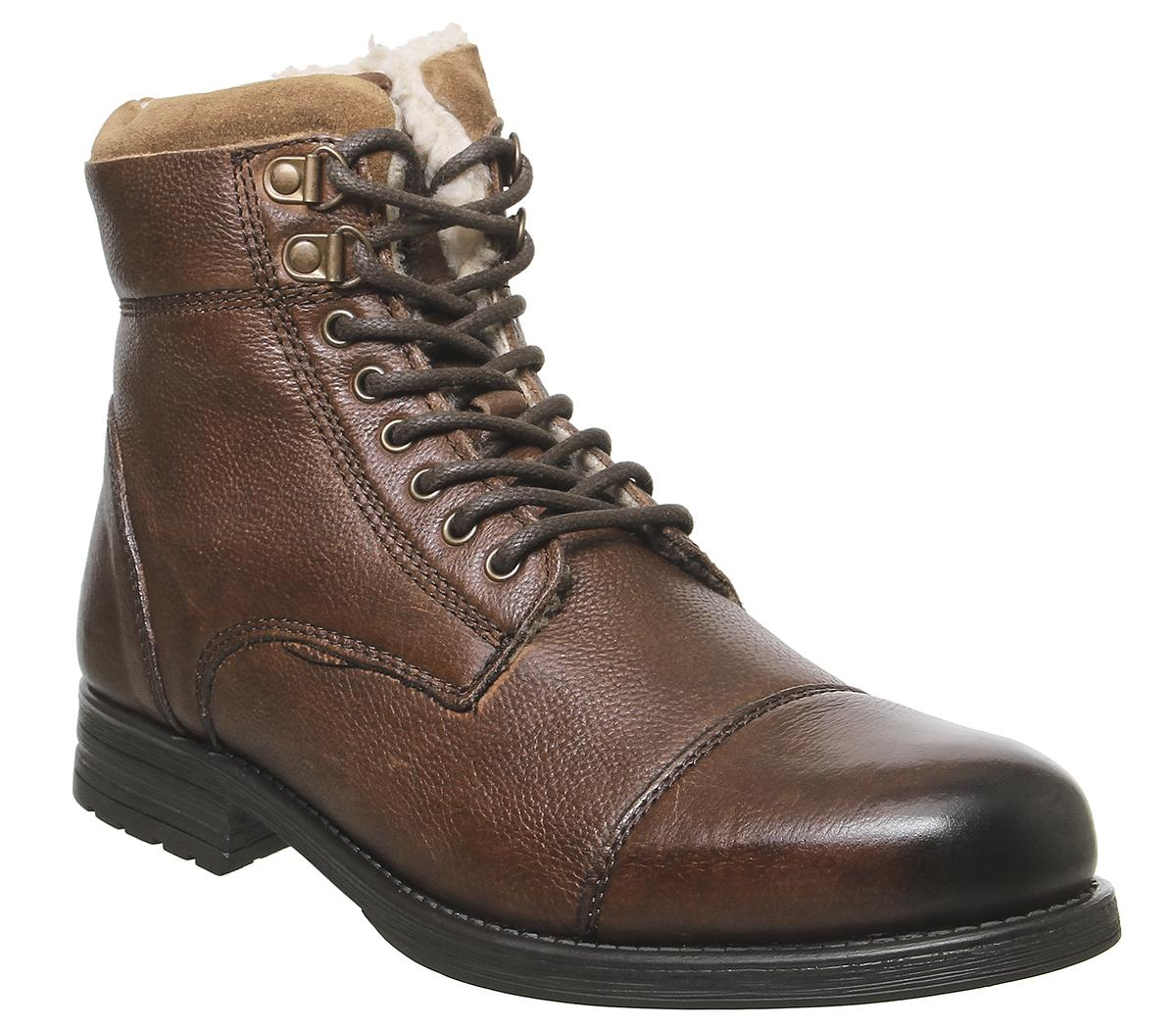 Buckley Lace Boots