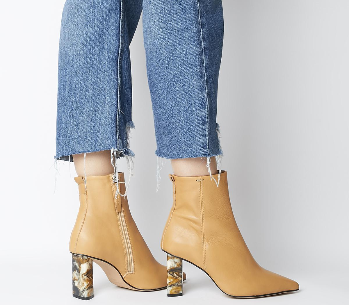 Attention High Feature Heel Boots