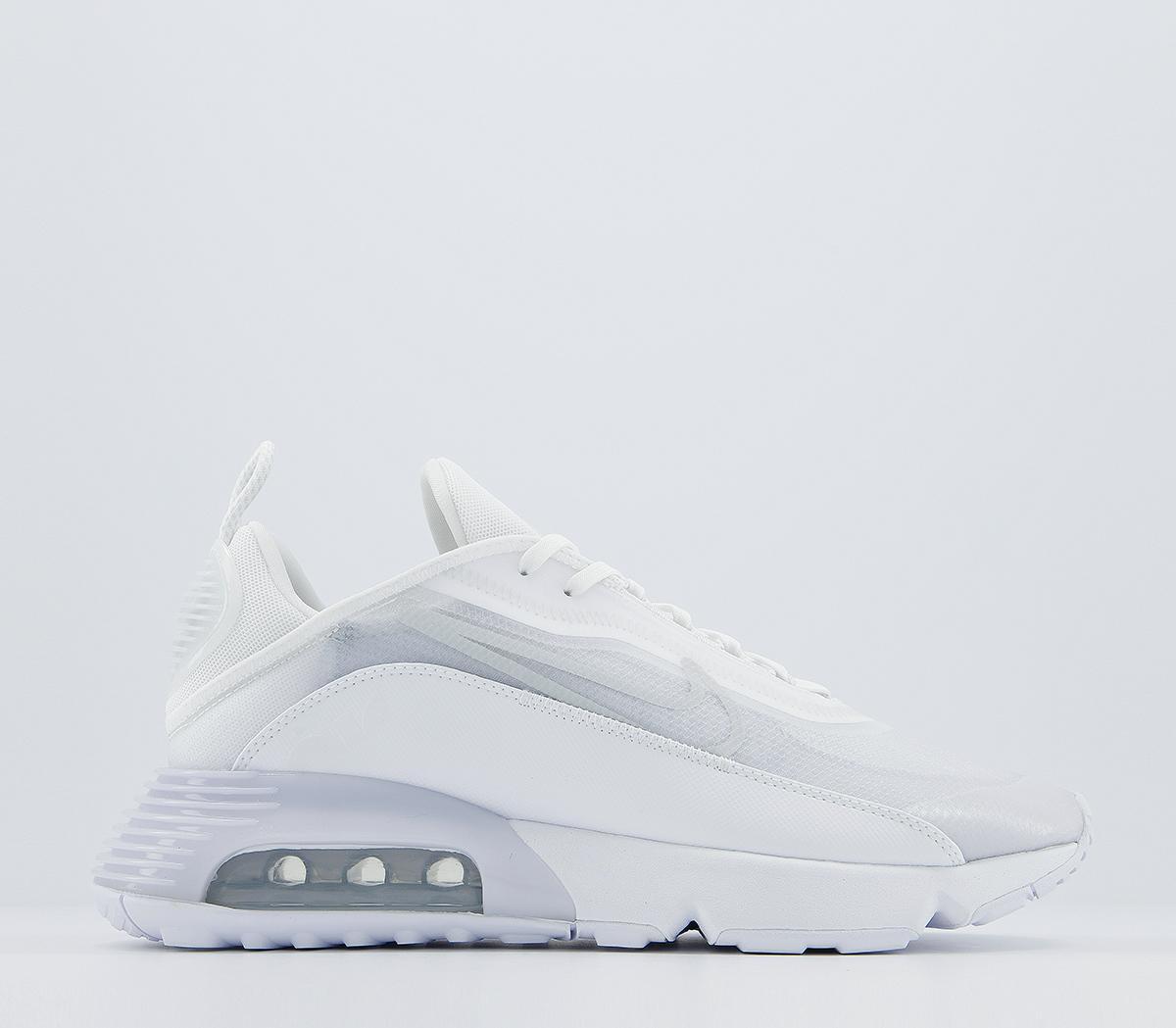 Nike Air Max 2090 Trainers White White