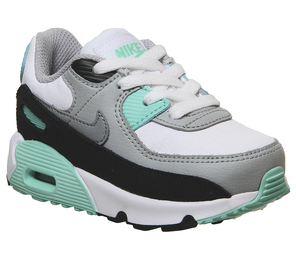 Nike Air Max 90 Infant Trainers White