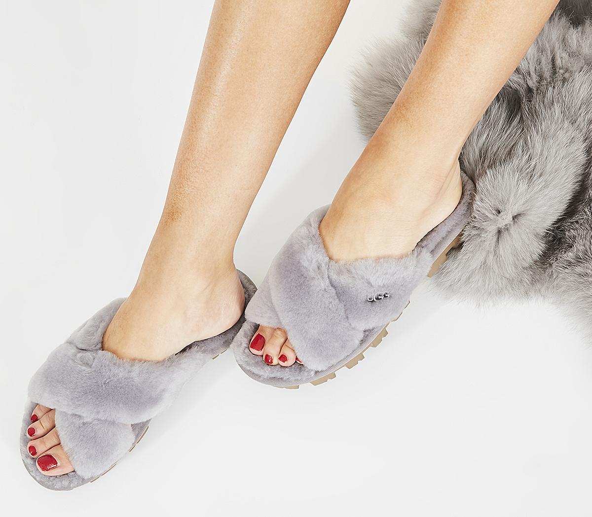 Fuzzette Slippers