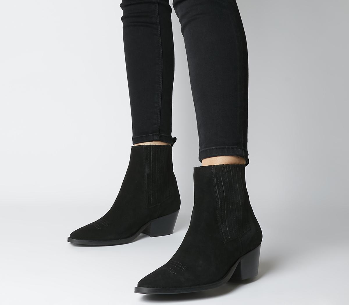 Alonzo Casual Western Chelsea Boots by Office