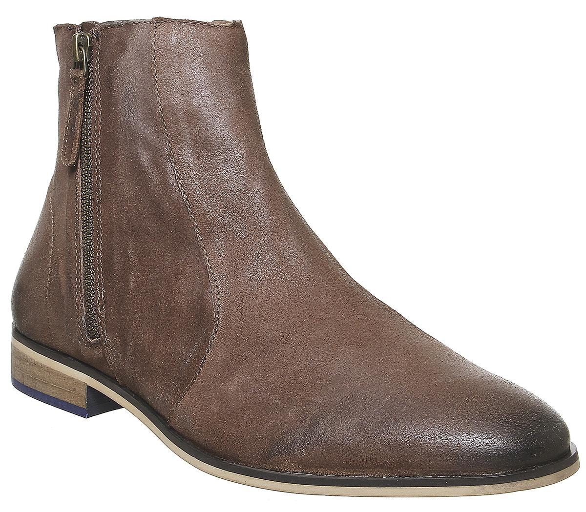 Blaze Zip Boots