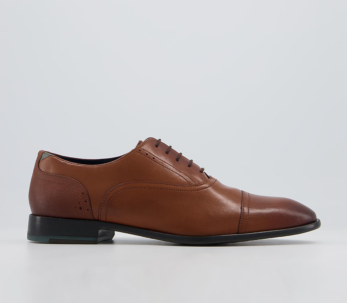 Circass Toecap Oxford Shoes