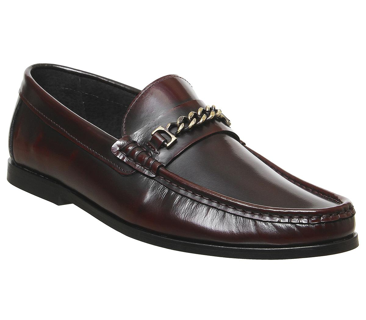 Miles Chain Loafers