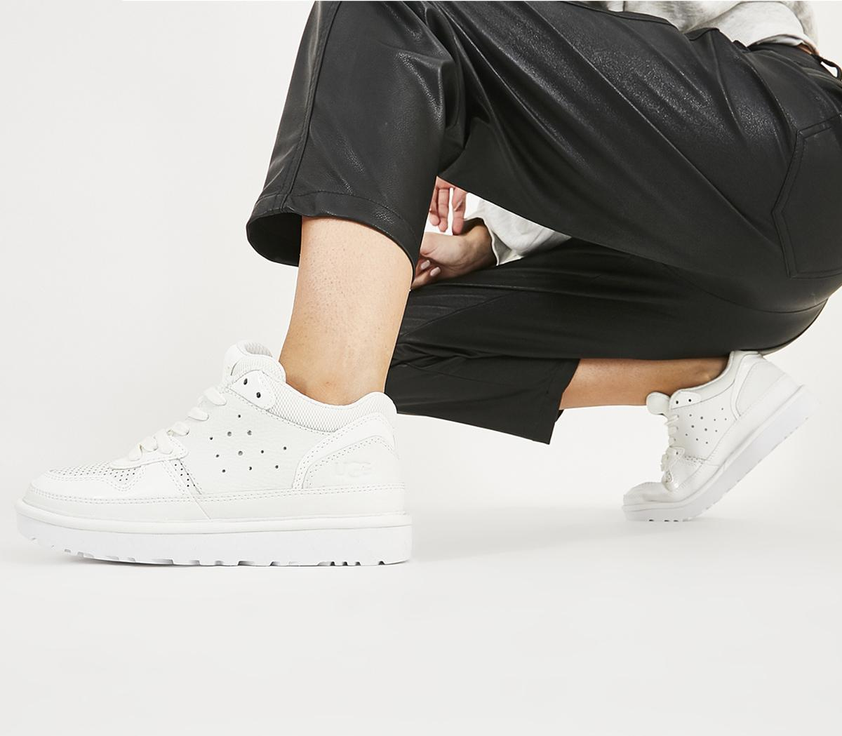 UGG Highland Sneakers White - Flats
