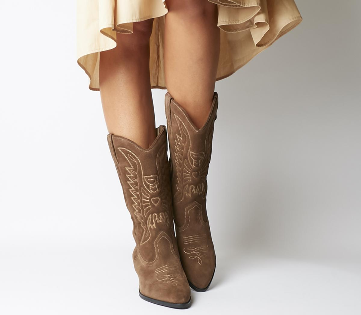 Emily Cowboy Boots