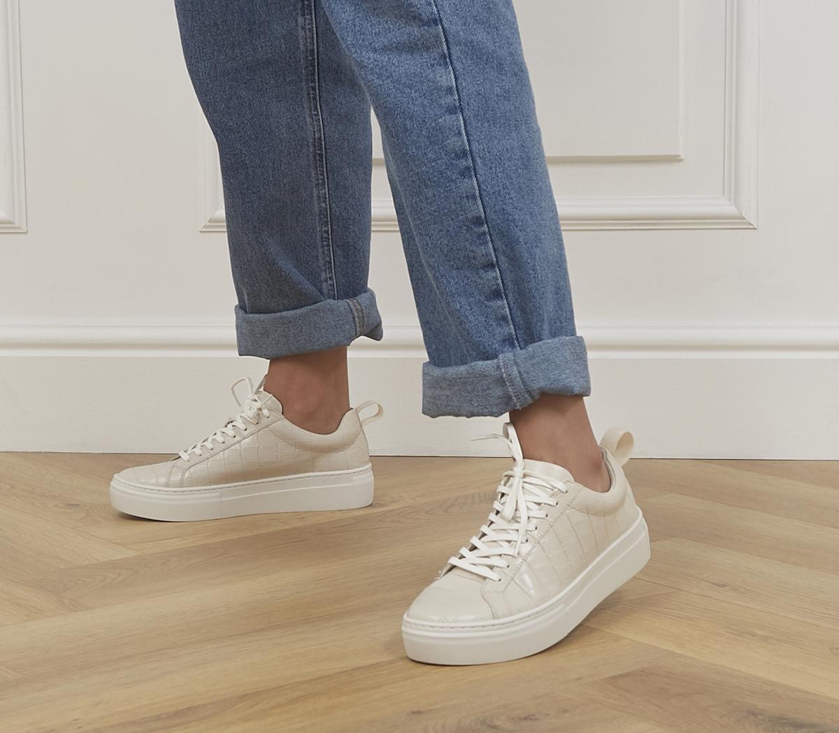 Zoe Platform Sneakers