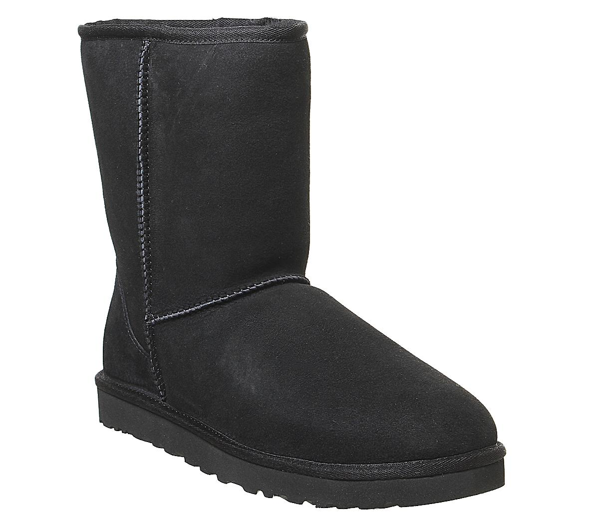 Mens Classic Short Boots