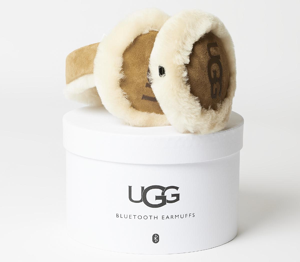 Ugg Logo Bluetooth Earmuffs