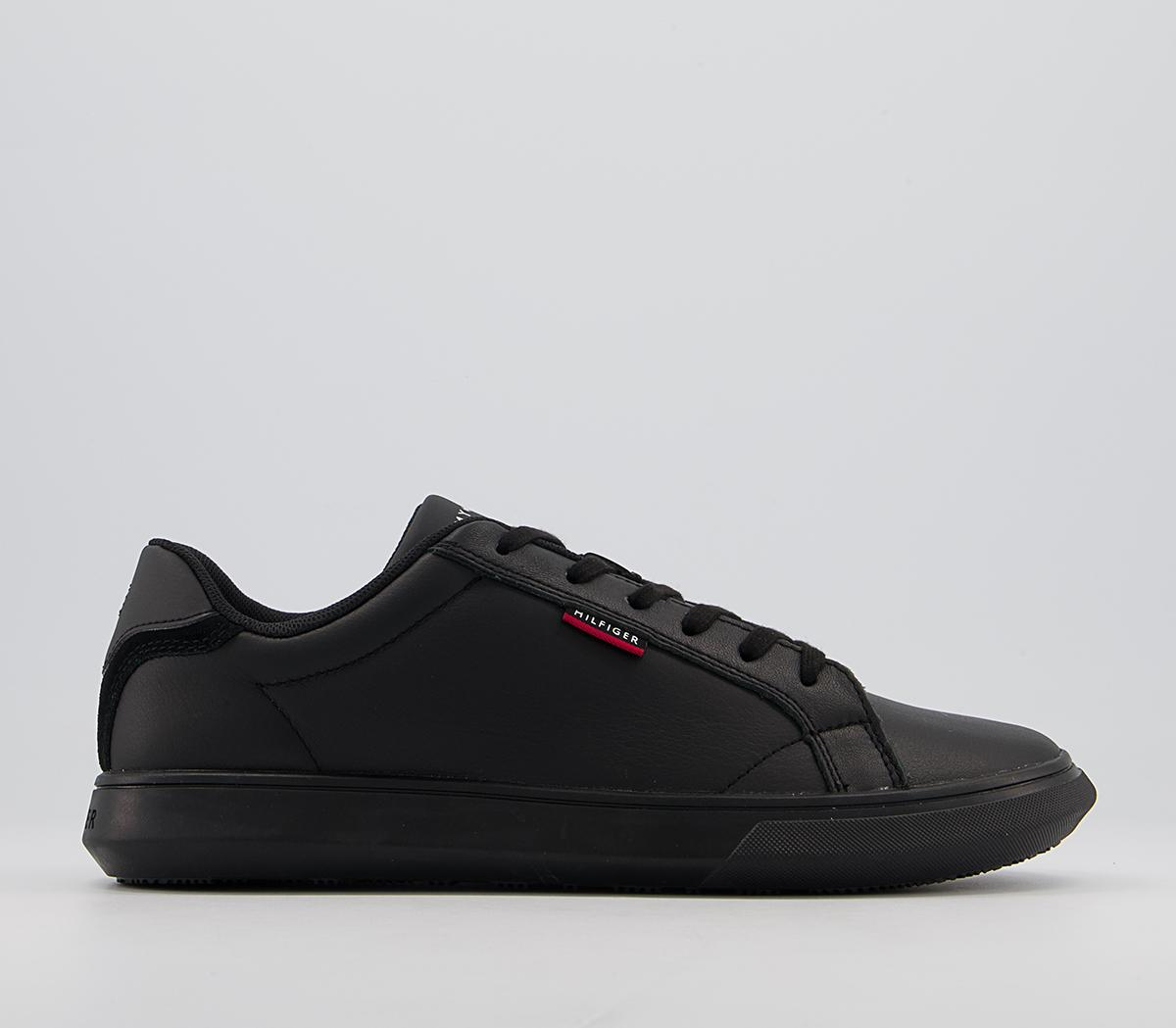 Essential Leather Cupsole Trainers