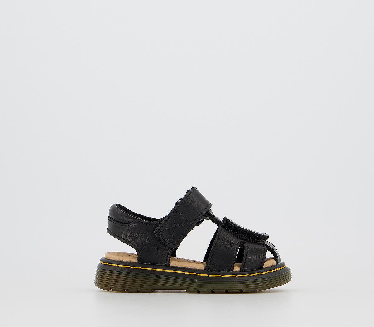Dr. Martens Moby Sandals Infant Black