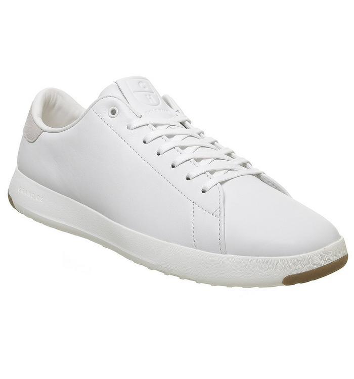 Cole Haan Cole Haan Grandpro Tennis Sneaker WHITE