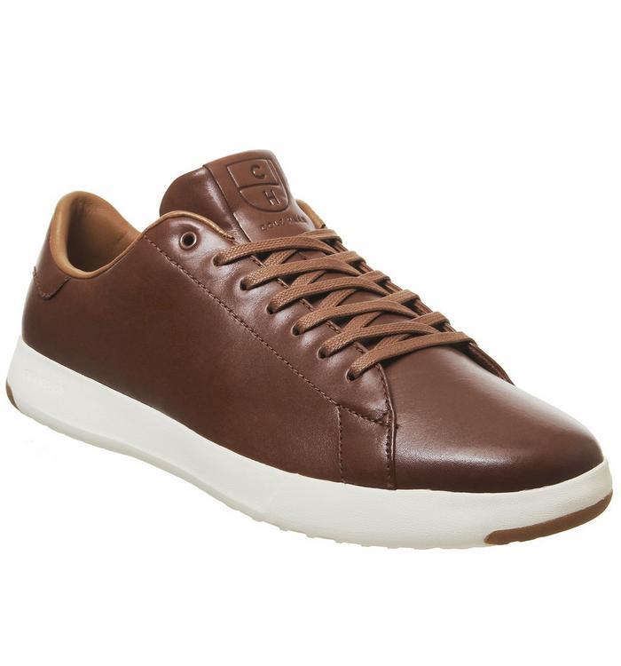 Cole Haan Cole Haan Grandpro Tennis Sneaker WOODBURY HANDSTAIN