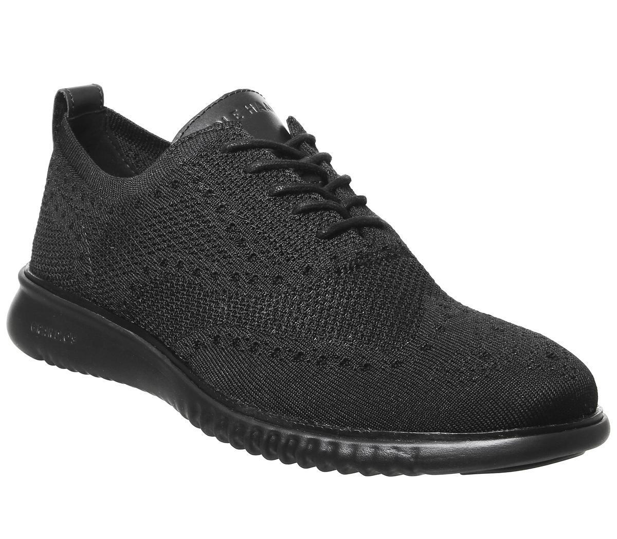 2 Zerogrand Stitchlite Oxford Shoes