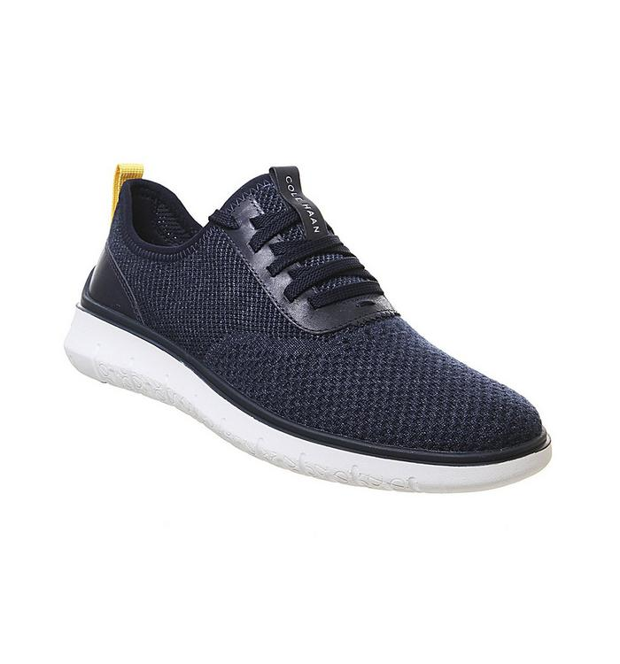 Cole Haan Cole Haan Generation Zerogrand Stitchlite Sneaker MARINE BLUE KNIT