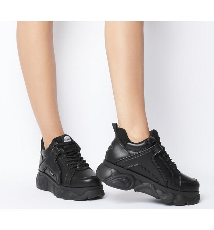 Buffalo Buffalo Corin Low Sneaker BLACK
