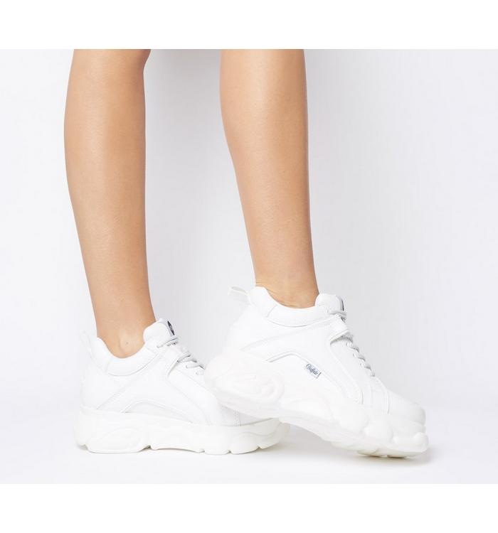 Buffalo Buffalo Corin Low Sneaker WHITE
