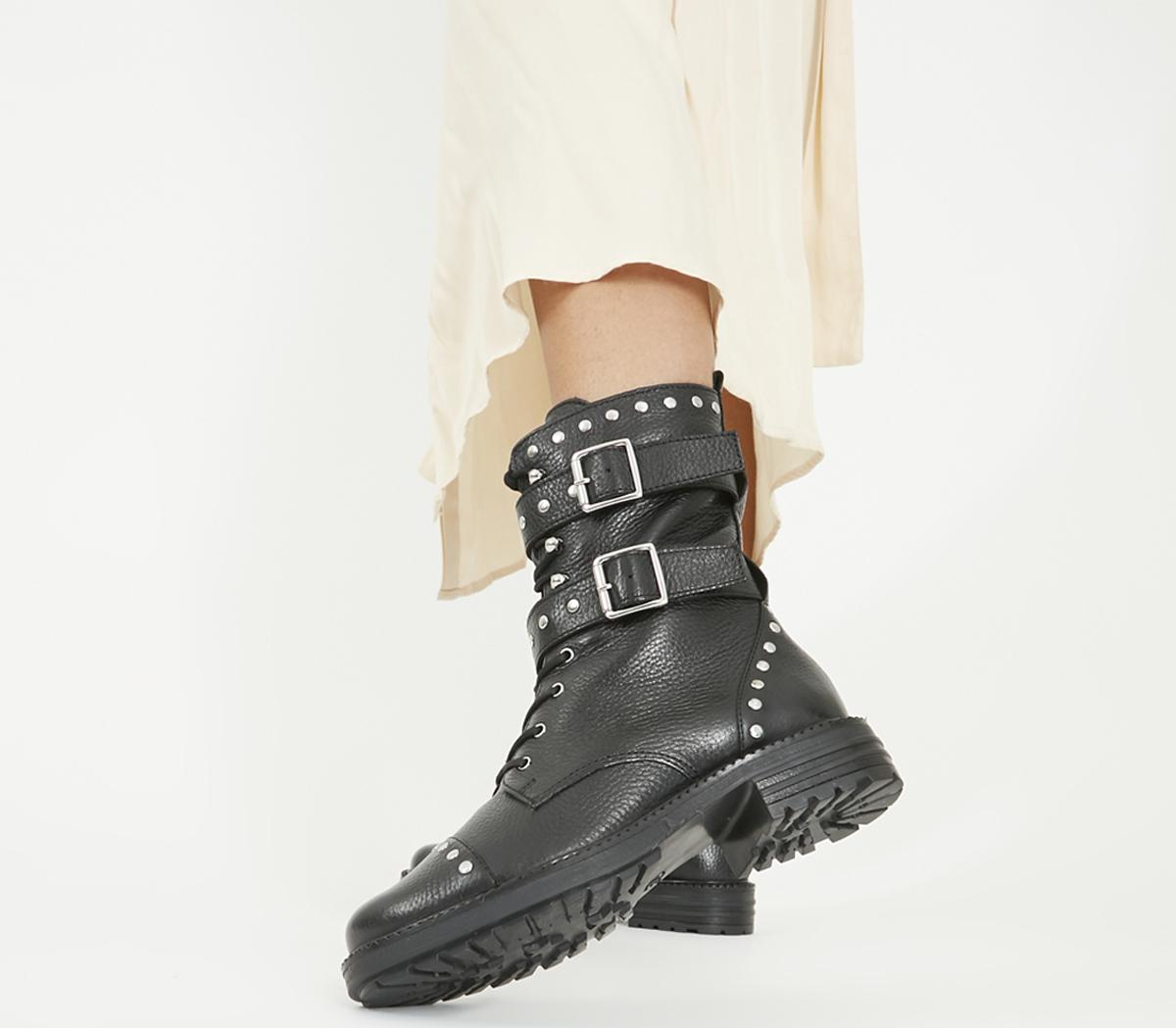 Another High Cut Lace Up Boots