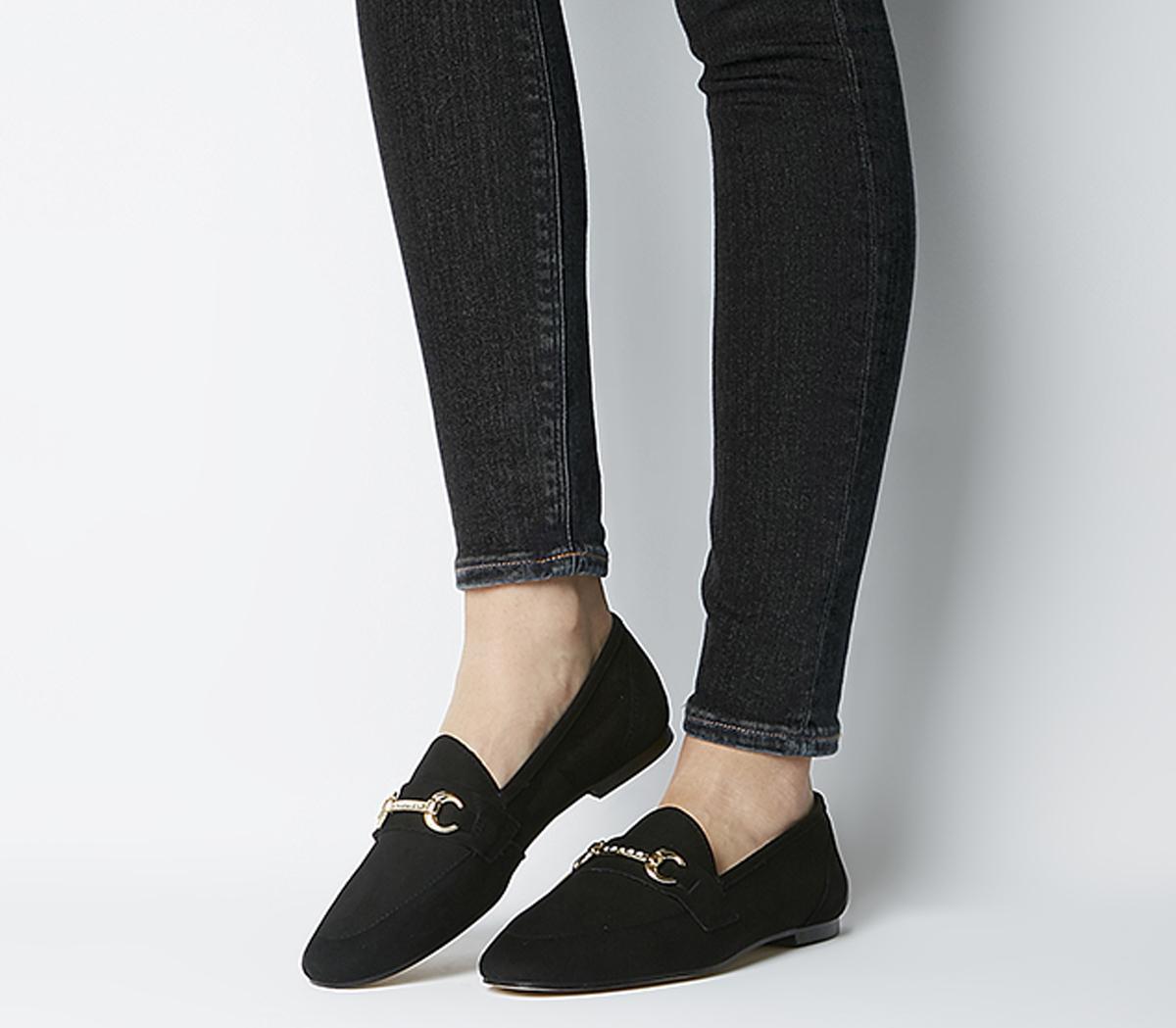 Fancy Trim Loafers