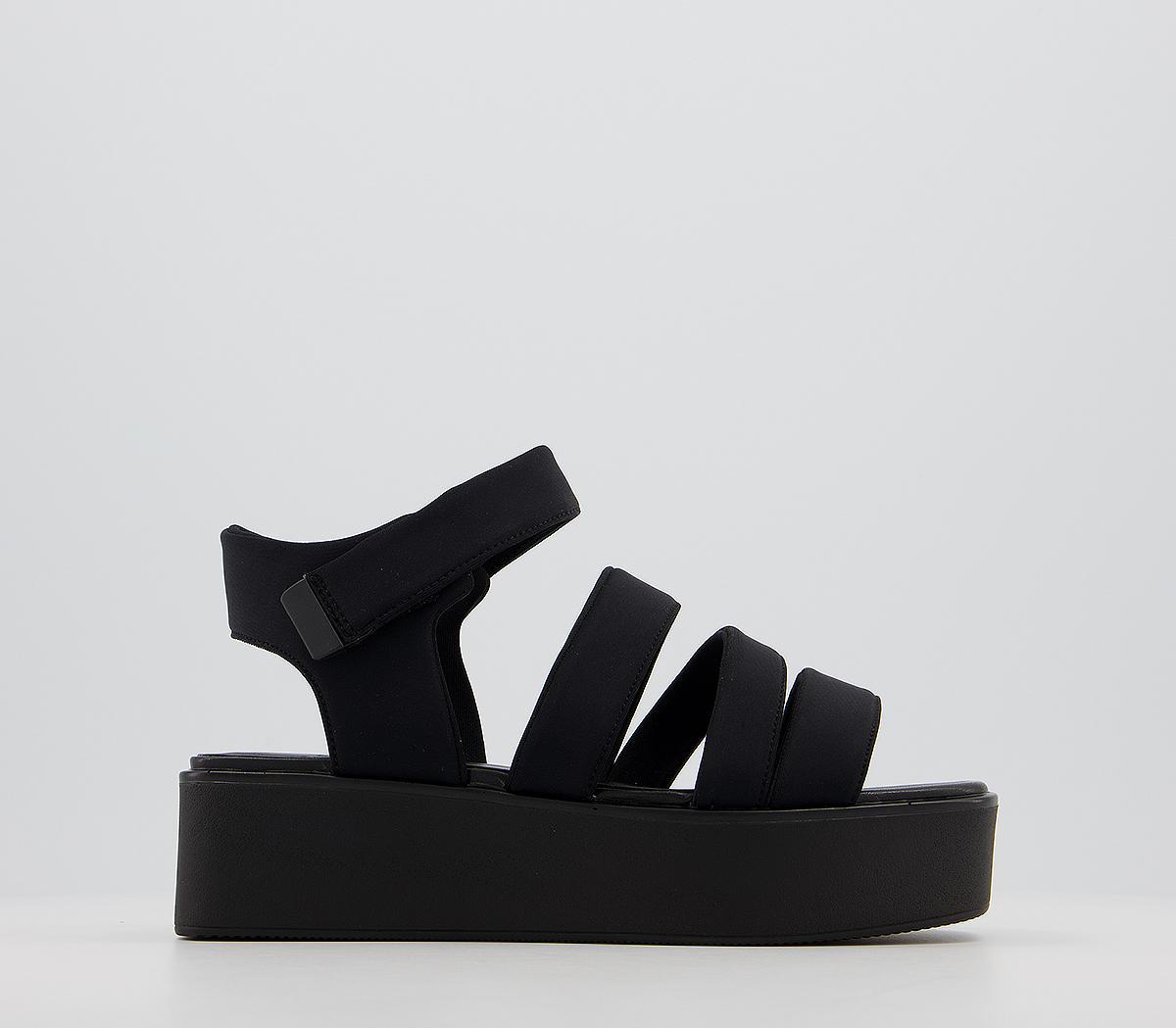 Vagabond Bonnie Sandals Black - Sandals