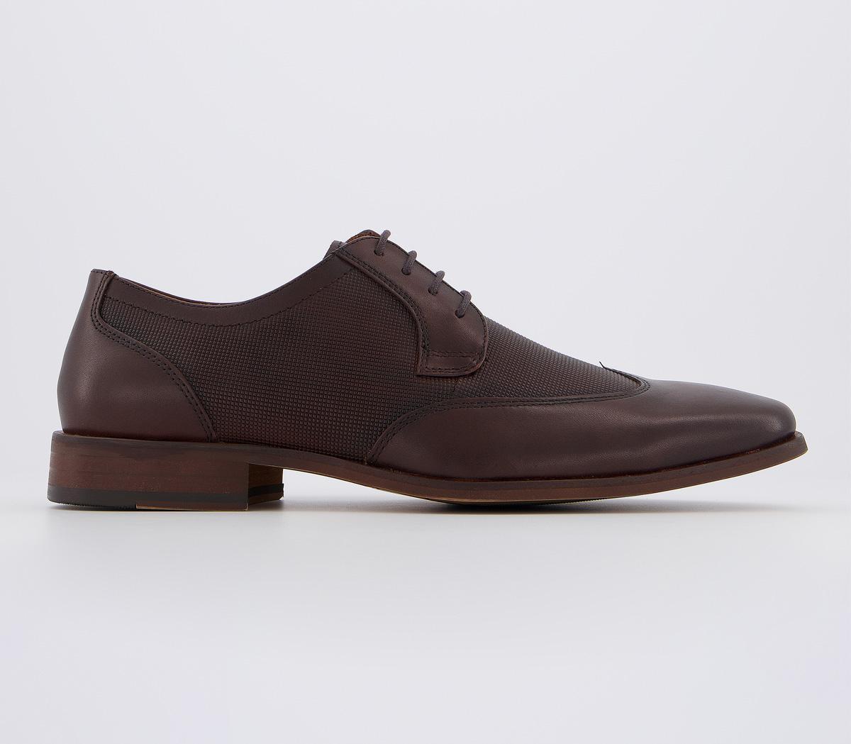 Mike Wingcap Derby Shoes