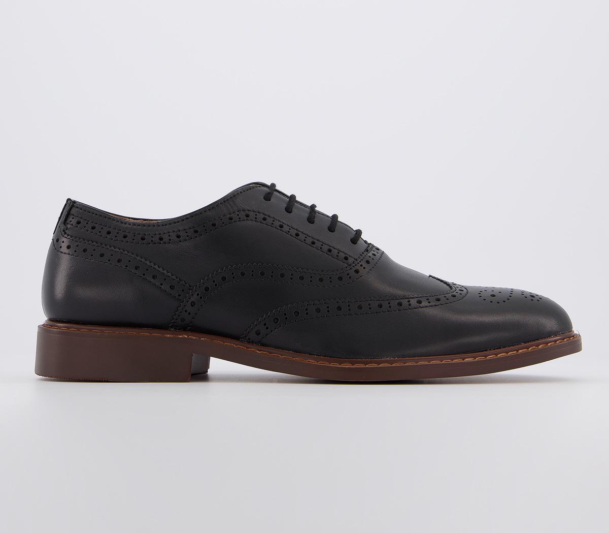 Mean Brogue Shoes