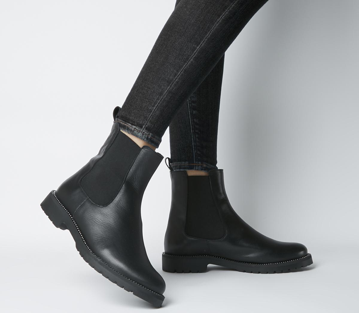 Asha Chelsea Boots