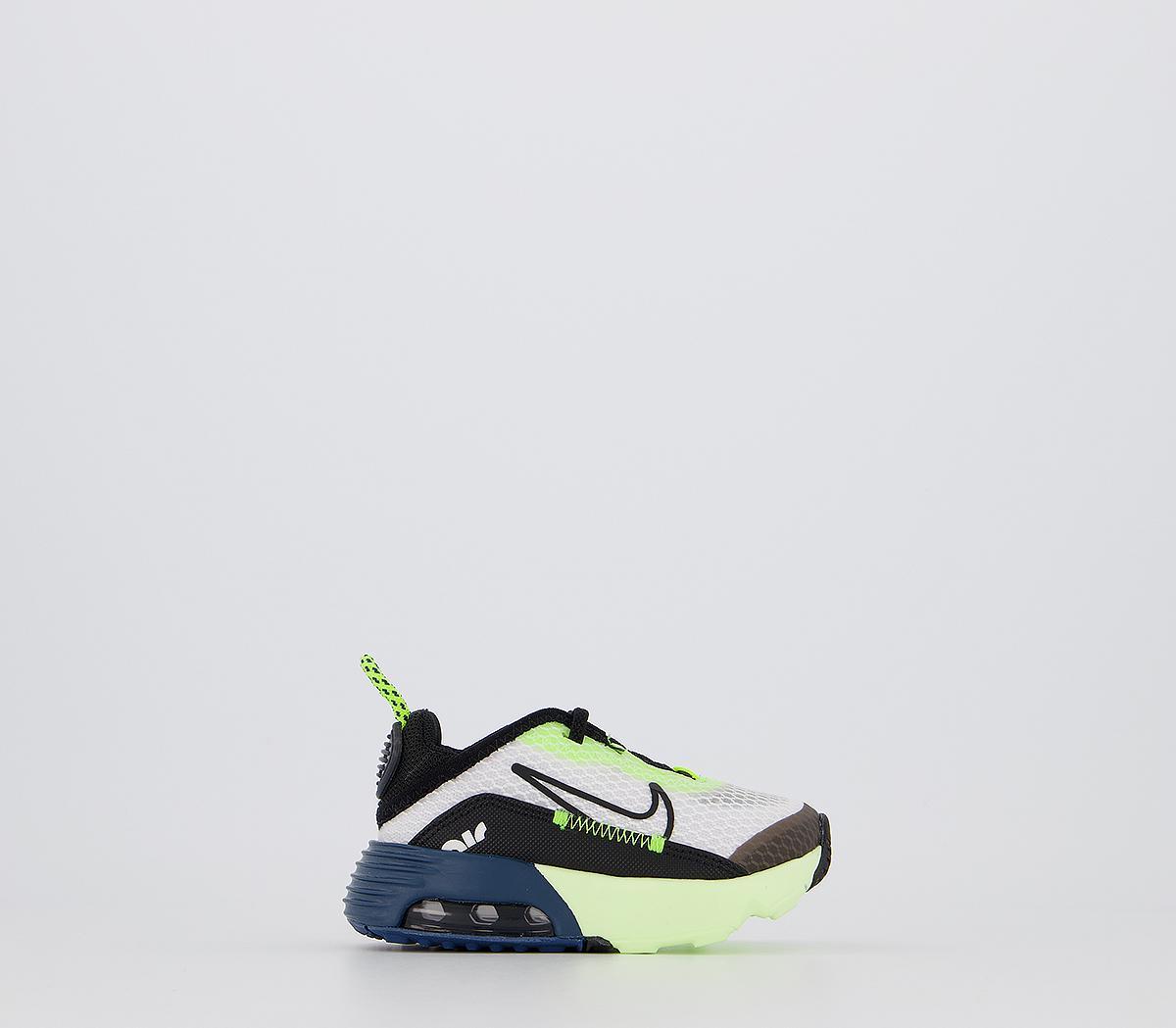 Nike Air Max 2090 Infant White Black