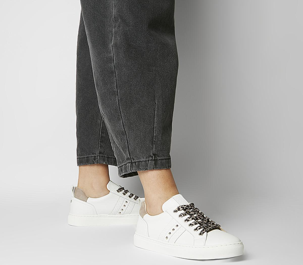 Freedom Lace Up Trainers