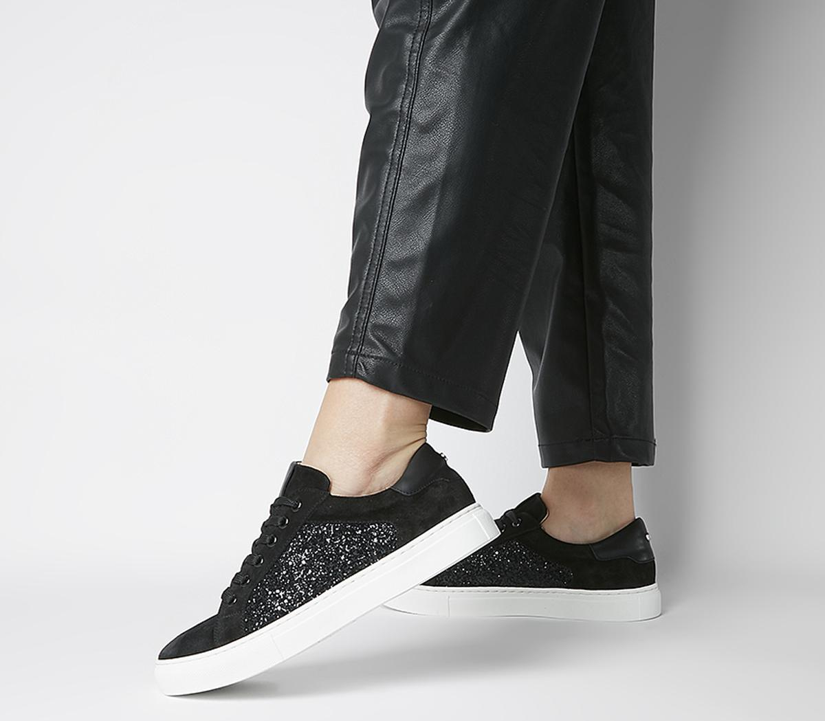 Freeze Lace Up Trainers